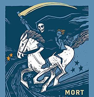 97. (February 2021) Mort by Terry Pratchett