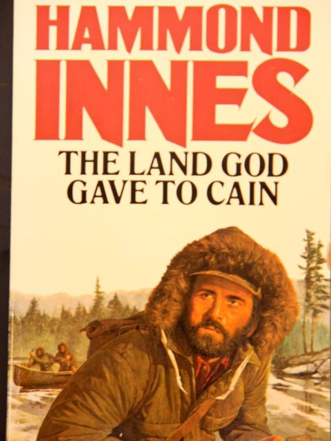 78. (June 2019) The Land God Gave to Cain by Hammond Innes
